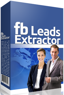 FaceBook Leads Extractor