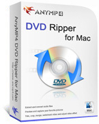 AnyMP4 DVD Ripper for Mac Discount Coupon Code