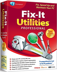 Avanquest Fix-it Utilities Professional Discount Coupon Code