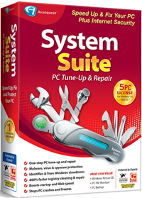Avanquest SystemSuite Professional Discount Coupon Code