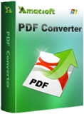 Amacsoft PDF Converter Discount Coupon Code