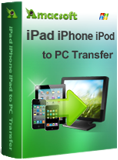 Amacsoft iPad/iPhone/iPod to PC Transfer Discount Coupon Code