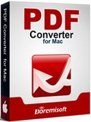 Doremisoft Mac PDF Converter