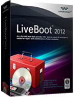 Wondershare LiveBoot 2012 Discount Coupon Code