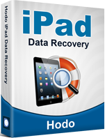 Hodo iPad Data Recovery Discount Coupon Code