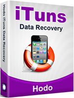 Hodo iTunes Data Recovery Discount Coupon Code