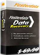 Yesterdata Data Recovery Discount Coupon Code
