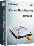 iStonsoft iTunes Data Recovery for Mac Discount Coupon Code