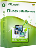iStonsoft iTunes Data Recovery Discount Coupon Code