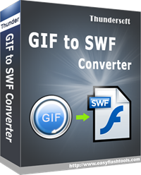 ThunderSoft GIF to SWF Converter Discount Coupon Code