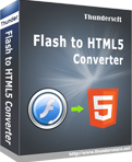 ThunderSoft Flash to HTML5 Converter Discount Coupon Code