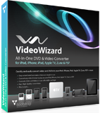 VideoWizard - All-in-One DVD & Video Converter Discount Coupon Code