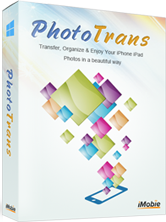 iMobie PhotoTrans for Windows Discount Coupon Code