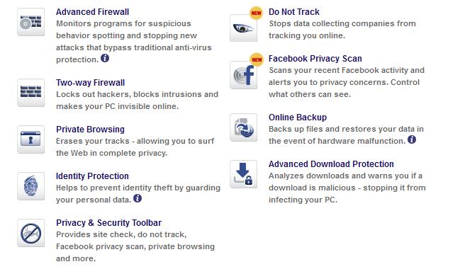 ZoneAlarm PRO Firewall-sc