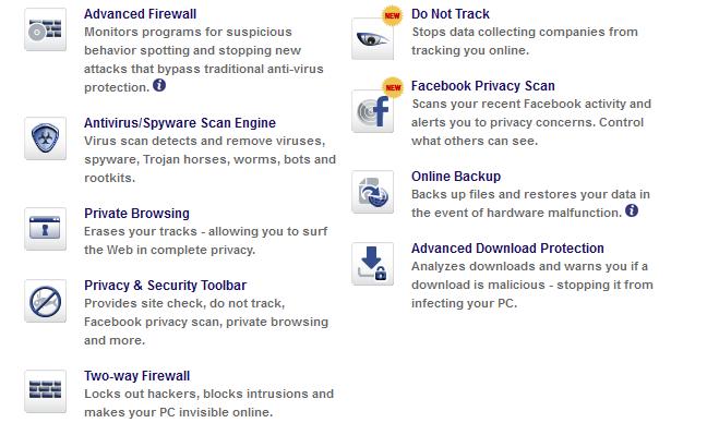 ZoneAlarm PRO Antivirus + Firewall-sc