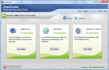 63% Off - ZoneAlarm Internet Security Suite Discount Coupon Code