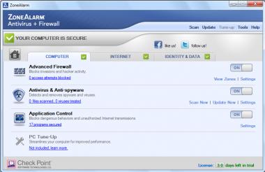72% Off - ZoneAlarm PRO Antivirus + Firewall Discount Coupon Code