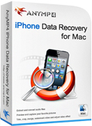 AnyMP4 iPhone Data Recovery for Mac Discount Coupon Code