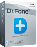 Wondershare Dr.Fone - iOS Toolkit (Mac) Discount Coupon Code