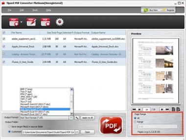 40% Off - Tipard PDF Converter Platinum Discount Coupon Code