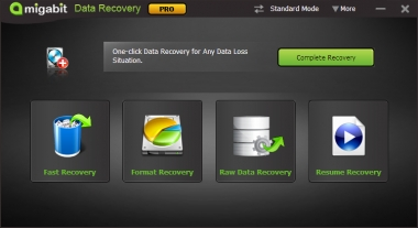45% Off - Amigabit Data Recovery Promo Deal