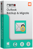 Remo Outlook Backup & Migrate Discount Coupon Code