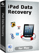 Tenorshare iPad Data Recovery for Mac Discount Coupon Code