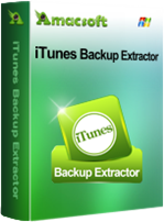 Amacsoft iTunes Backup Extractor Discount Coupon Code