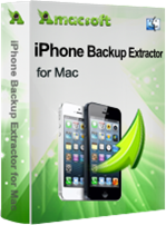 Amacsoft iPhone Backup Extractor for Mac Discount Coupon Code