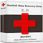 MunSoft Data Recovery Suite Discount Coupon Code