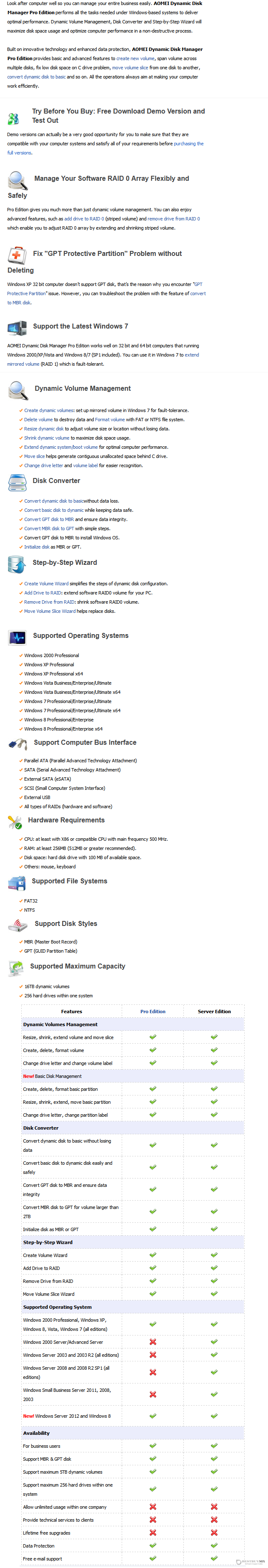 AOMEI Dynamic Disk Manager Professional Edition Discount Coupon Code