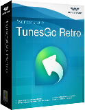 Wondershare TunesGo Retro (for Windows) Discount Coupon Code