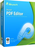 iSkysoft PDF Editor for Windows Discount Coupon Code